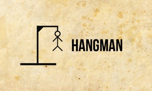 Hangman - A Vocabulary Game