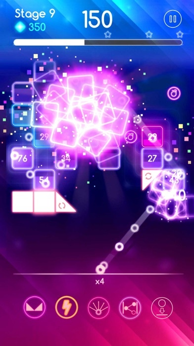 Neon Melody Pop screenshot 1