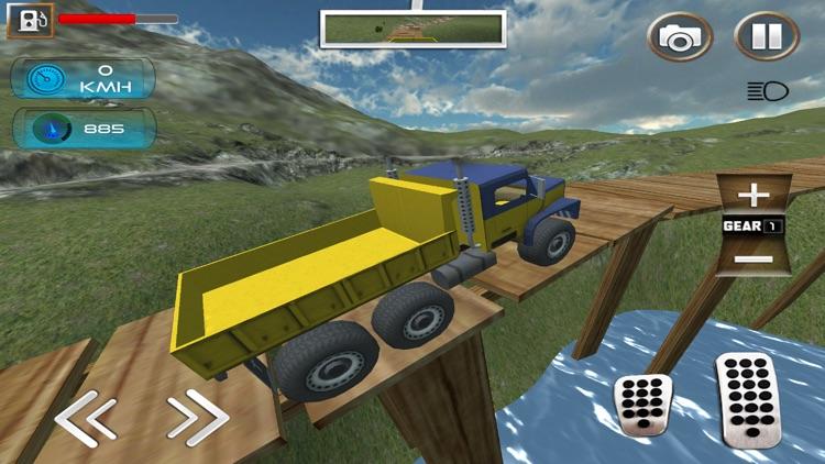 Extreme Truck Driver Simulator screenshot-4