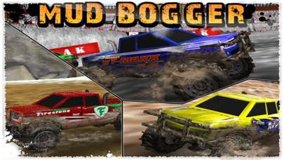 Mud Bogger Monster Truck Raceのおすすめ画像1