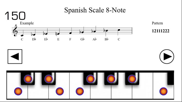 Music Scales for Piano screenshot-4