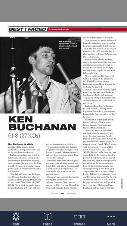 The Ring Magazine screenshot-3