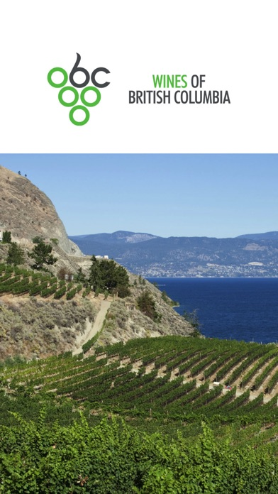 Wines of BC Trip Planner Скриншоты3