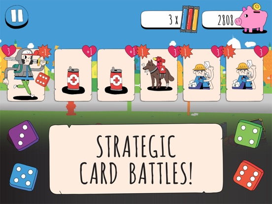 Knights of the Card Table screenshot 6
