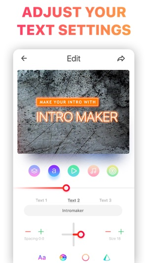 Intro Music Video, Movie Maker on the App Store