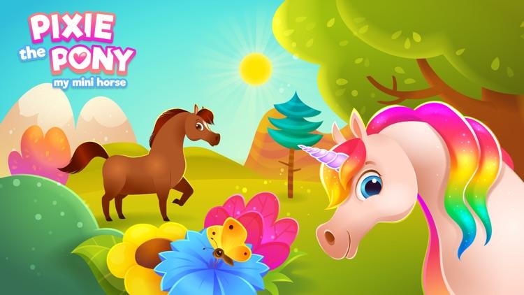 Pixie the Pony - My Mini Horse screenshot-7