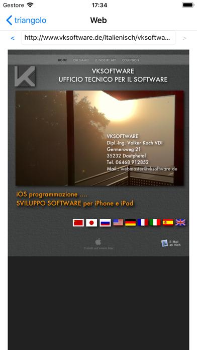 Screenshot of triangolo5
