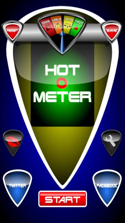 Hot O Meter - photo test prank