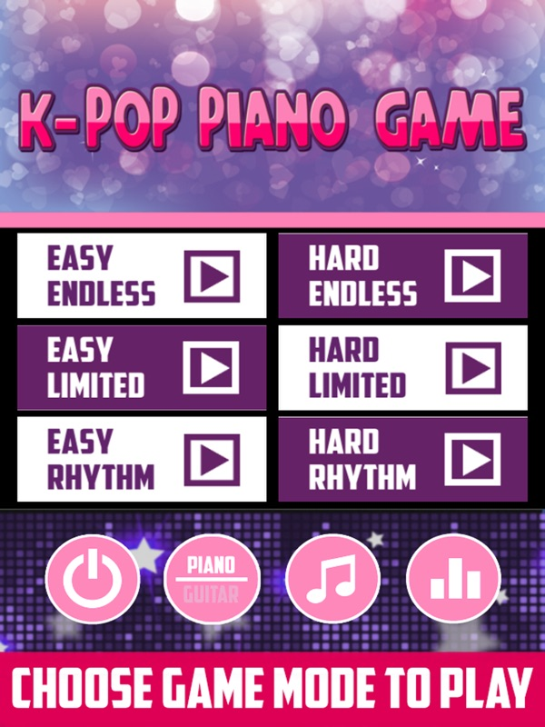 KPOP Piano Game - Online Game Hack and Cheat | Gehack com