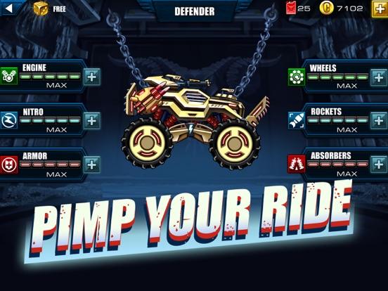 Mad Truck Challenge для iPad