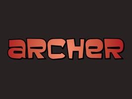 Archer Stickers
