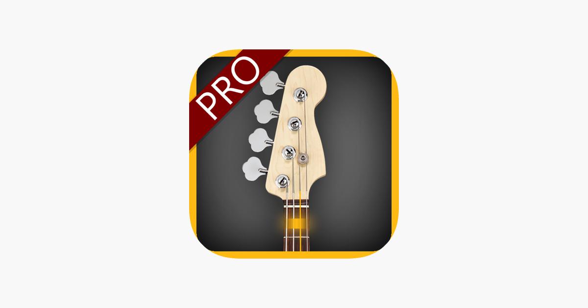 Bass Guitar Tutor Pro On The App Store