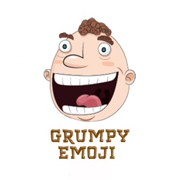 Grumpy Emoji Animated