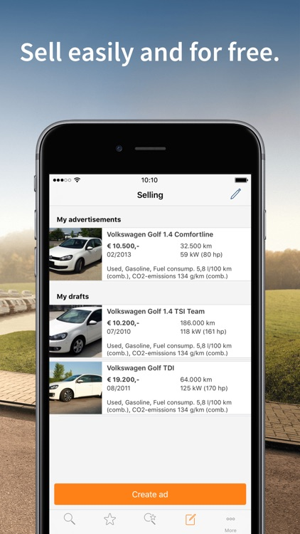 AutoScout24 - used & new cars screenshot-4