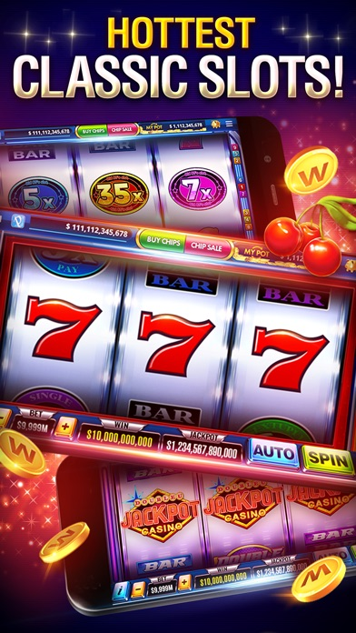 DoubleU Casino: Vegas Slots app image