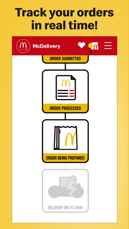 McDo Philippines screenshot-2