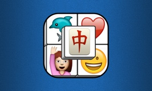 Mahjong Jewels (TV) - Deluxe Emoji Match Game for Training your Brain!