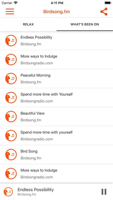Birdsong.fmのおすすめ画像2