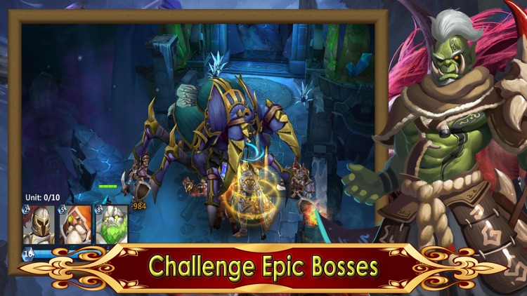 Hero Legion Online screenshot-4