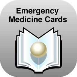 Emergency Medicine Cards