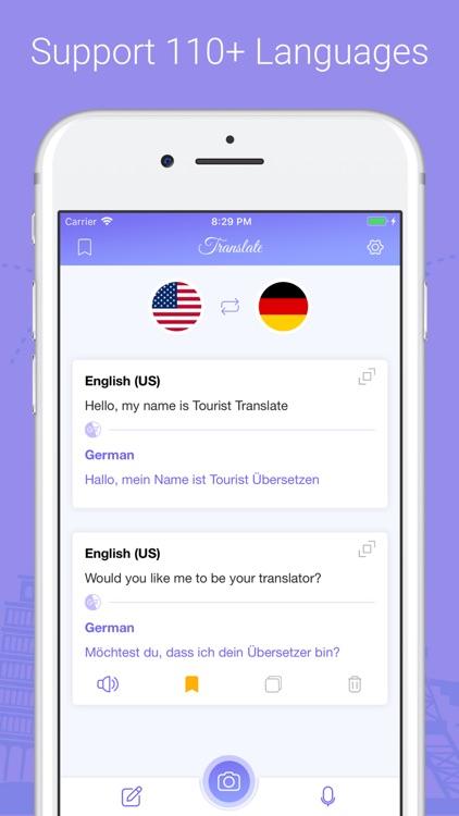 Tourist Translate World screenshot-0