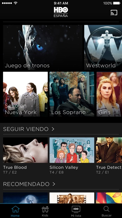 download HBO España apps 3