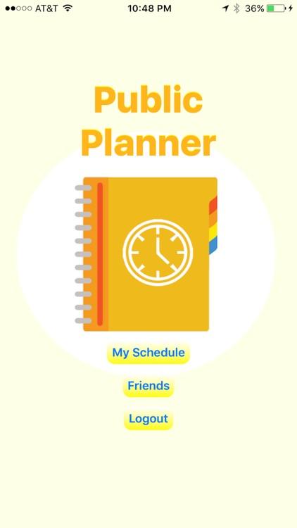 Public Planner
