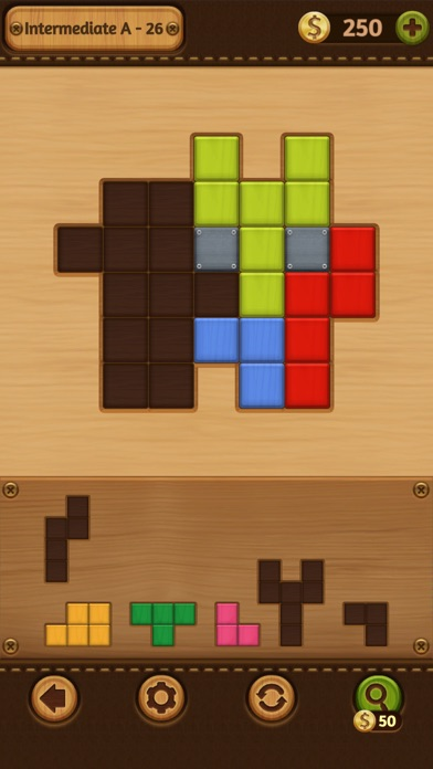 Block Puzzle: Wood Collection screenshot 5