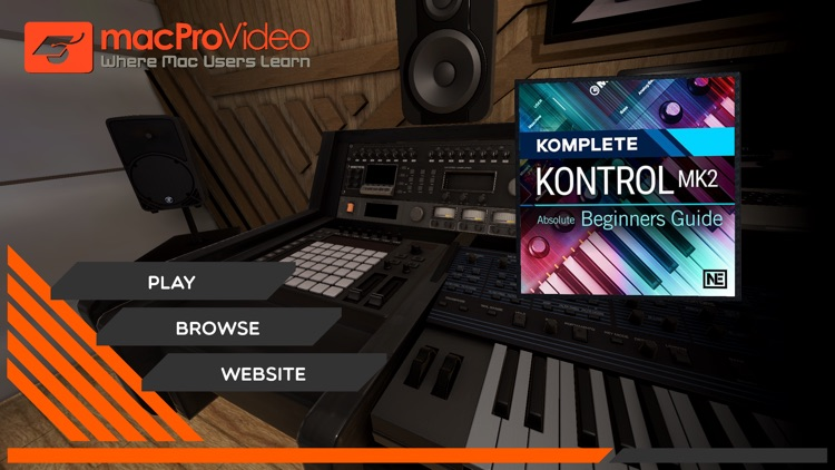 Guide For Komplete Kontrol MK2 screenshot-0