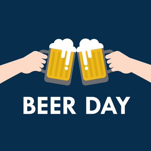 Beer Day Stickers