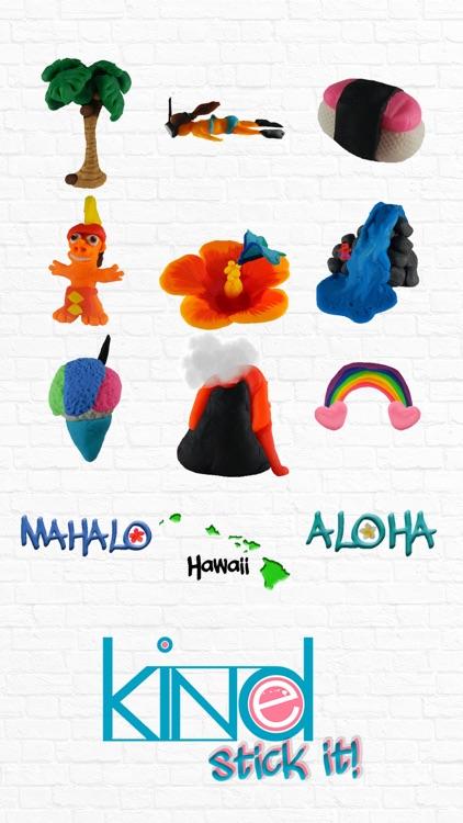 Aloha Hawaii Stickers screenshot-3