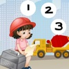 123 Count-ing & Learn-ing Number-s To Ten! Exciting Game-s For Kids