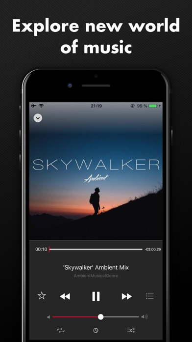 Screenshot for Musik YT - Mp3 Hören in Chile App Store