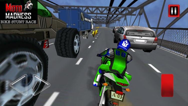Moto Madness : Bike Stunt Race screenshot-3