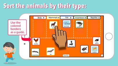 Animal Kingdom (Vertebrates) screenshot 6