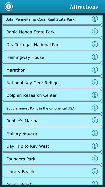 Florida Keys Island Guide