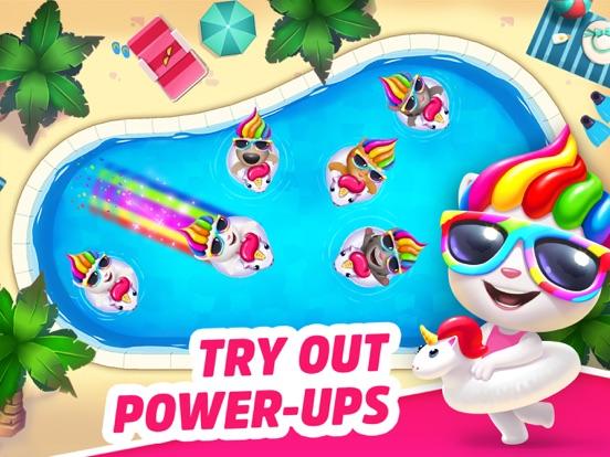 Talking Tom Pool - Puzzle Game screenshot 10