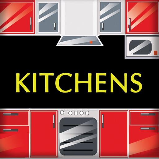 Кухни. Дизайн интерьеров