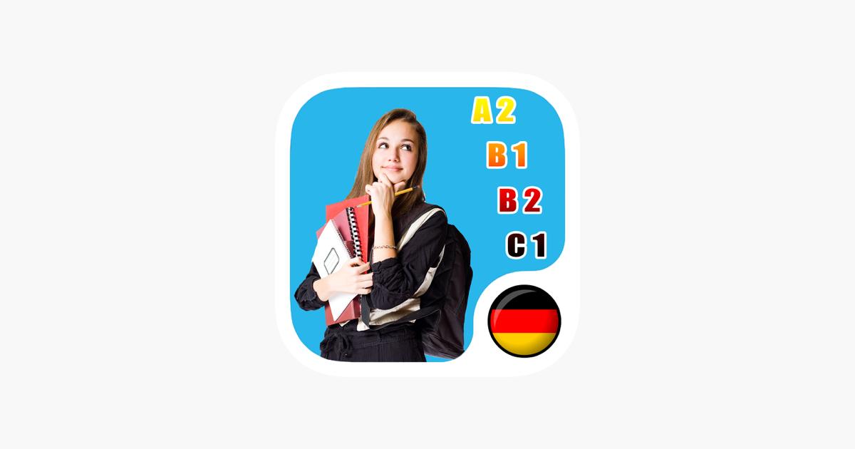 Schreiben b1 - b2 im App Store