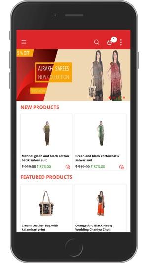 Garvi Gurjari -Online Shopping on the App Store c4cb955c15