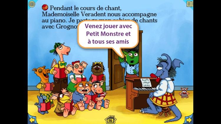 FR-Petit Monstre À L'École screenshot-4