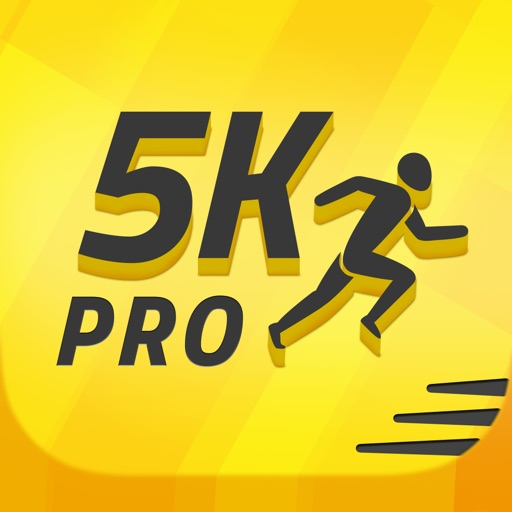 5K Runner, Couch Potato to 5K