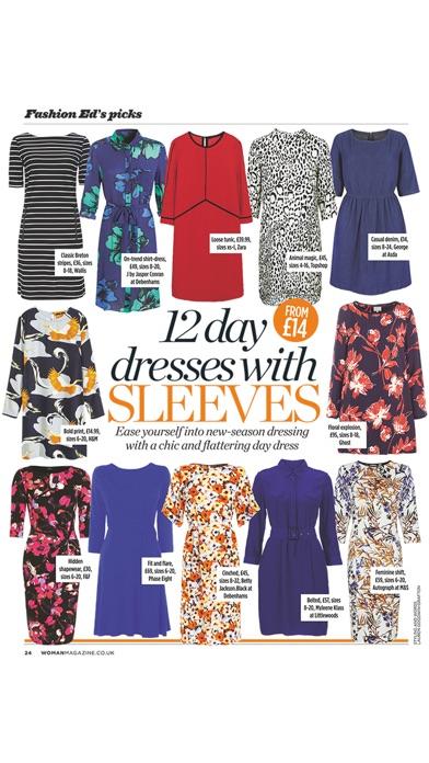 Woman Magazine UK
