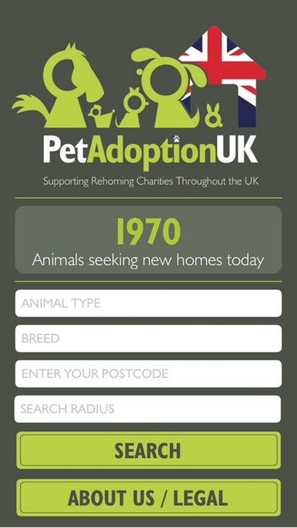 Pet Adoption UK