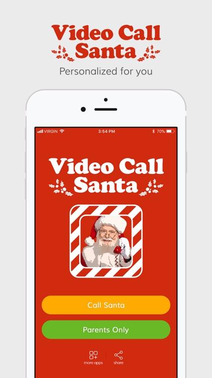 Video Call Santa screenshot-0