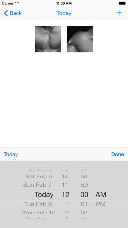 Gym Calendar Basic screenshot-4