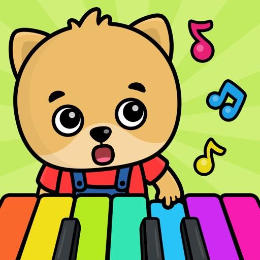 Baixar Jogos para crianças de piano para iOS