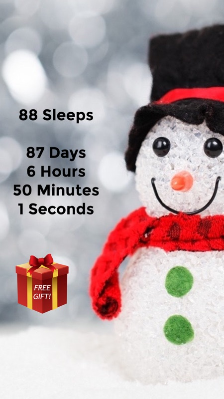 How Many Hours Until Christmas.Christmas Countdown 2018 Online Game Hack And Cheat