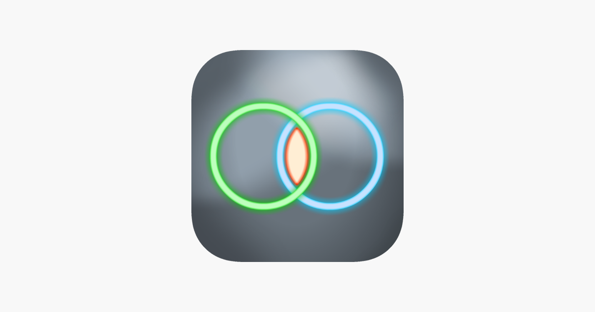 Venn diagram on the app store venn diagram on the app store ccuart Image collections