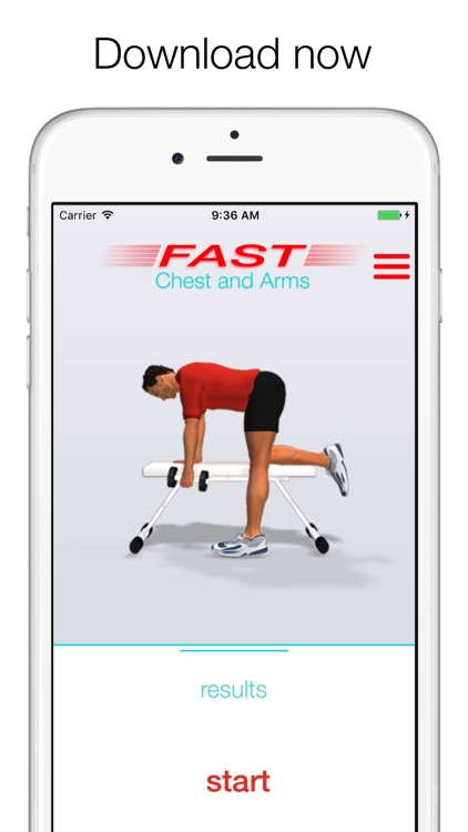 Fast Chest and Arms Workouts screenshot-4